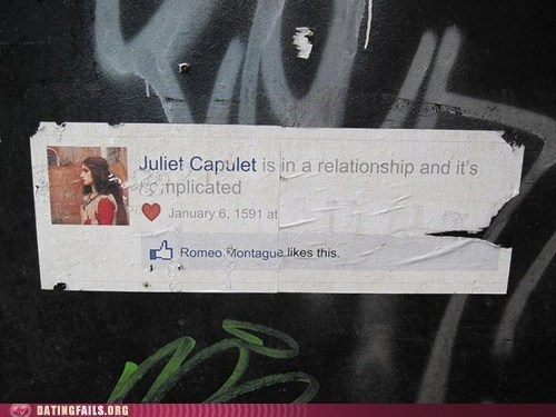 complicated,juliet capulet,relationship status