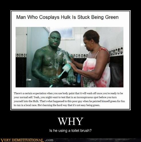brush green hilarious hulk - 6283966464