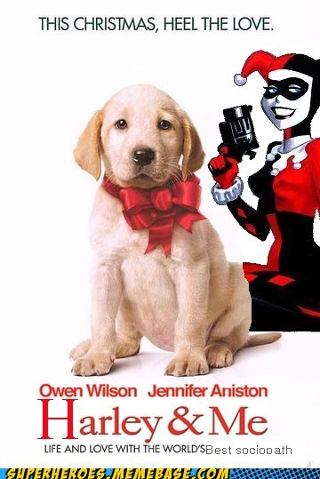 dogs Harley Quinn Movie Super-Lols - 6283992576