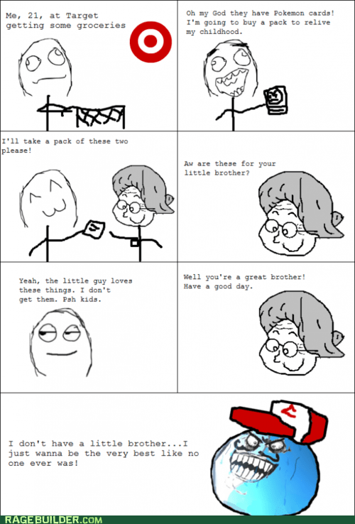 i lied,Pokémon,pokemon cards,Rage Comics