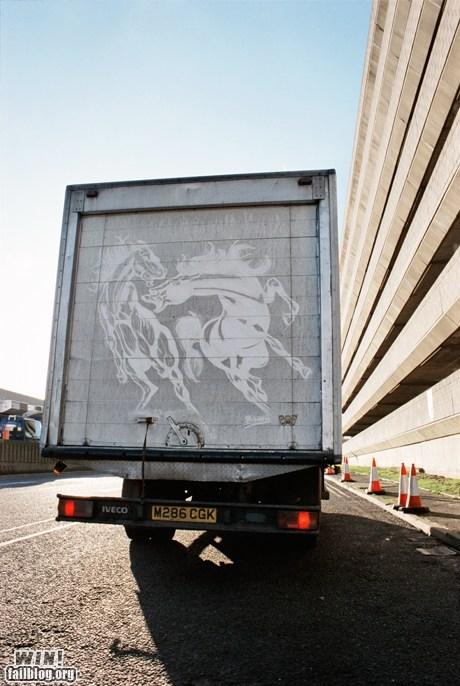 art car dust truck - 6284269568
