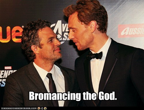 actor,celeb,funny,Hall of Fame,mark ruffalo,tom hiddleston