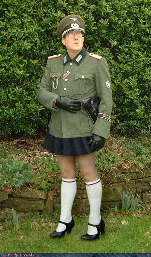 Germany Japan nazi schoolgirl - 6284288512