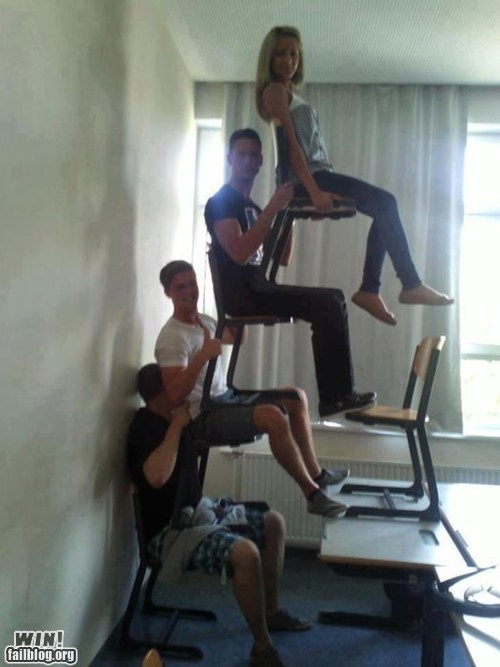 balance chair school stacking - 6284564736