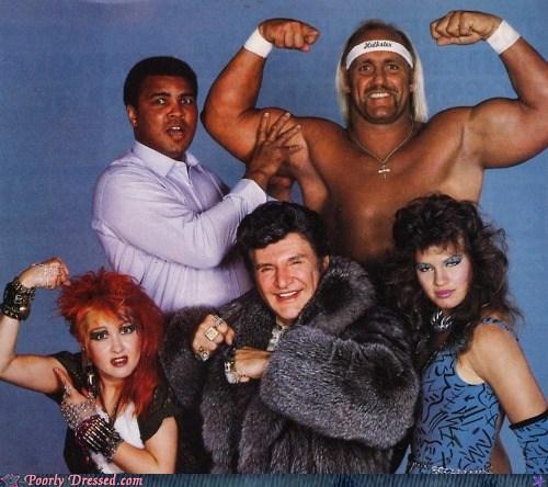 80s 90s Hulk Hogan hulkamania nostalgia wrestling - 6284586752