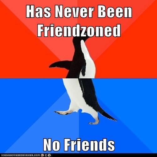 socially awkward socially awkward penguin - 6285748992