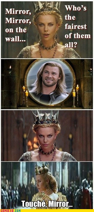 avengers best of week From the Movies kristen stewart snow white and the huntsm Thor - 6285994240