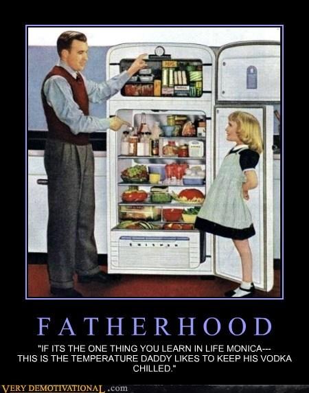 fridge hilarious parents temperature vodka - 6286082048