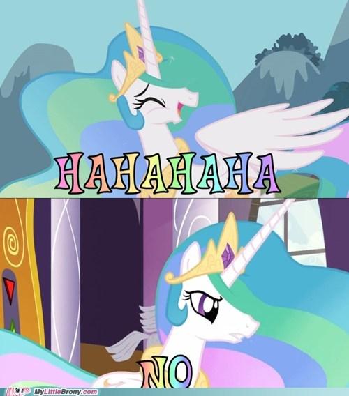 banished comics no not funny princess celestia - 6286189312