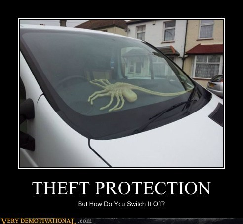 face crab hilarious protection theft