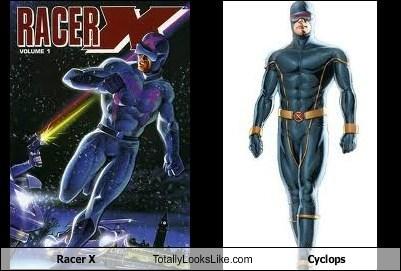 cyclops funny racer x TLL x men - 6286392064