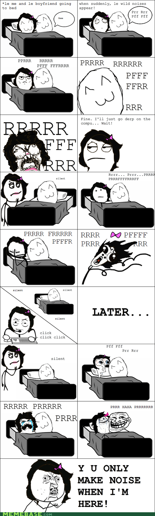 omg run Rage Comics relationships Y U NO - 6286413824