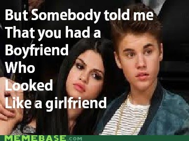 boyfriend girlfriend justin bieber killers Memes - 6286735104
