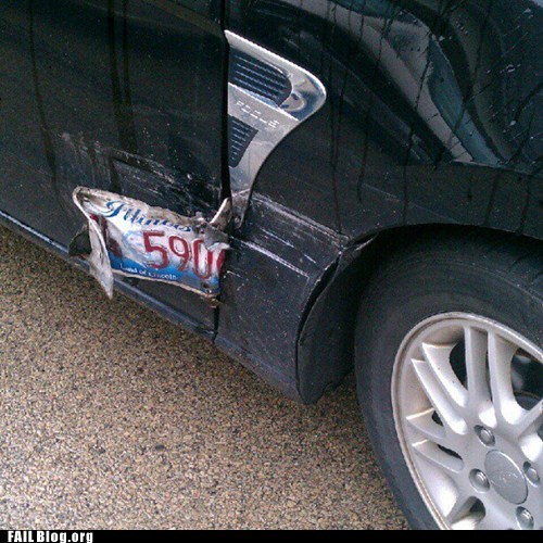 car,hit and run,license plate