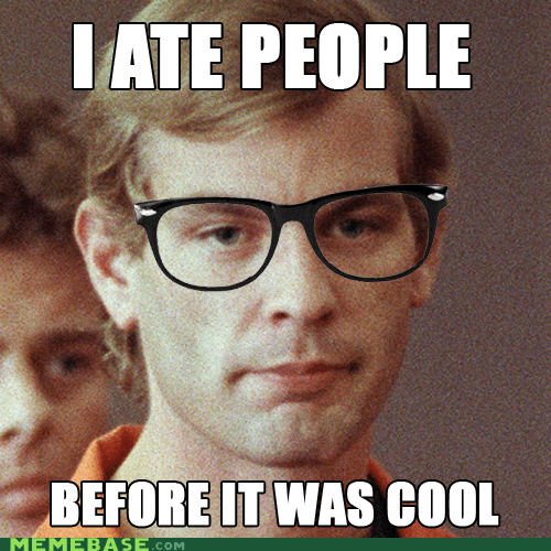 cannibalism Hipster Disney & hipster-disney-friends jeffrey dahmer people - 6286921984