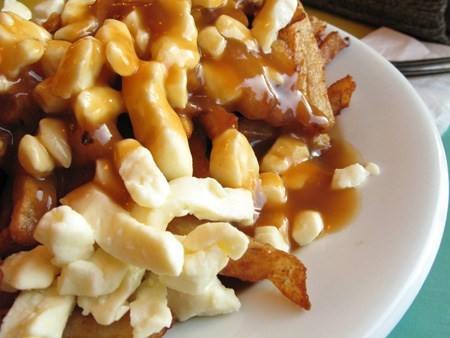 Afternoon Snack poutine - 6287051264