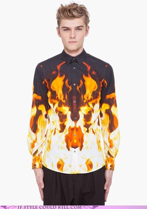 alexander mcqueen cool accessories men shirts - 6287463424