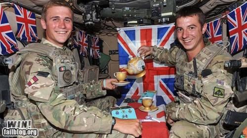 British classy drinking sir tea - 6287742720
