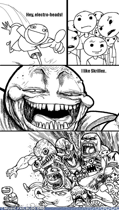 comic dubstep skrillex troll - 6290973440