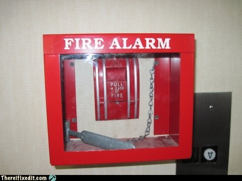 break glass,fire,fire alarm,glass,hammer,in case of fire