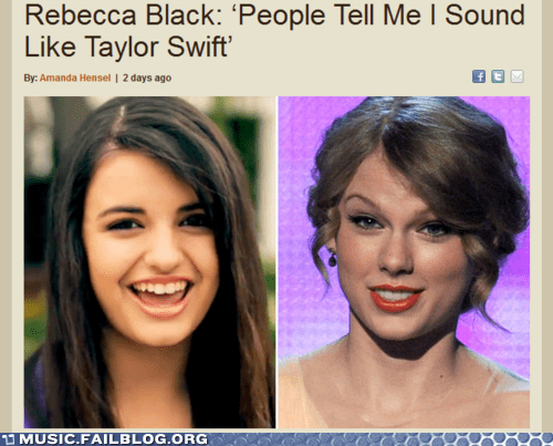 pop,Rebecca Black,taylor swift