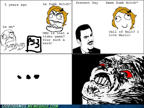fuuuuuu,hypocrite,not all girls are like th,not all girls are like this,rage comic