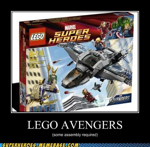 avengers lego Super-Lols toys - 6293692160