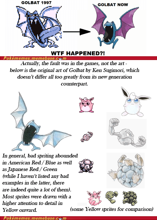 art ken sugimori sprites toys-games video games - 6293878272