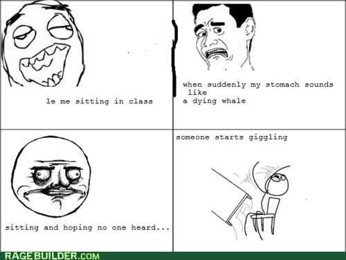 me gusta Rage Comics stomach table flip - 6293948672