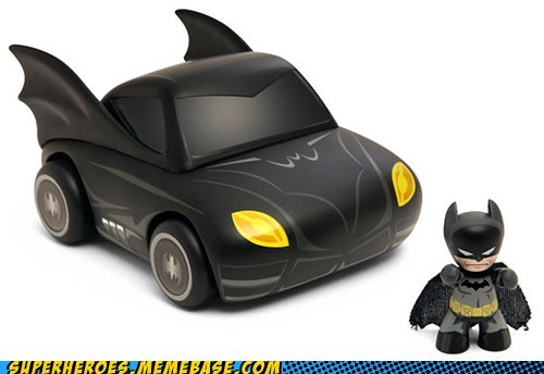 awesome batman Random Heroics toys - 6294151168