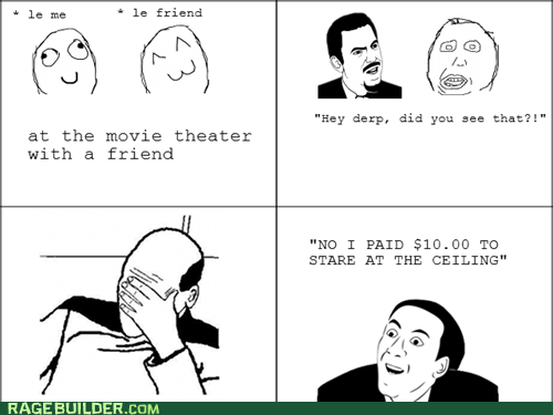 movies,picard facepalm,Rage Comics,you dont say
