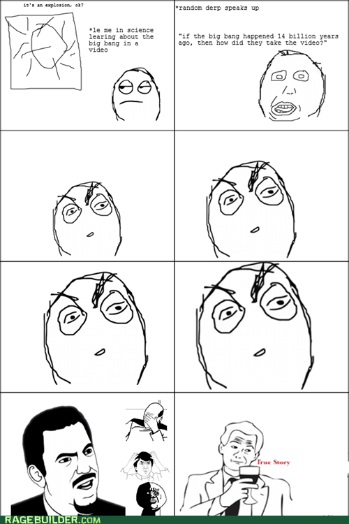 big bang,Rage Comics,religion,Video
