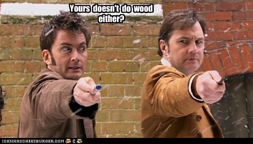 David Tennant,doctor who,Jackson Lake,sonic screwdriver,the doctor,wood,yours-too
