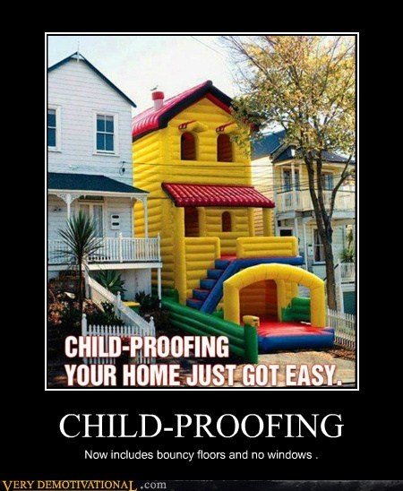 bouncy castle child proofing floors Pure Awesome - 6294698240