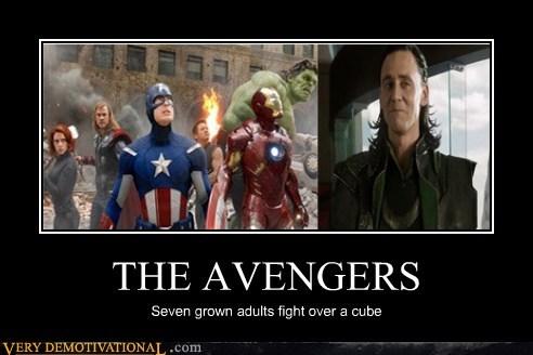 avengers cube hilarious superheroes - 6294951168