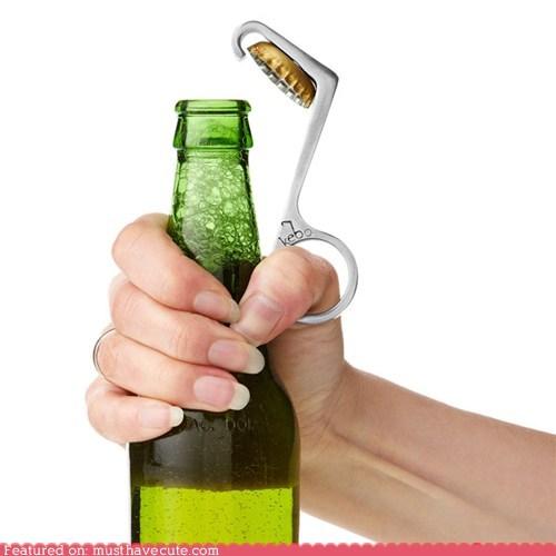 beer bottle opener lazy - 6295335424