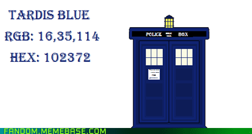 doctor who Fan Art scifi tardis tardis blue - 6295377920