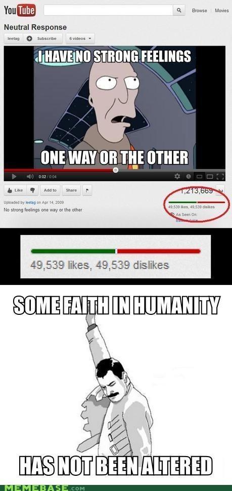 faith in humanity fry futurama neutral youtube - 6295970816