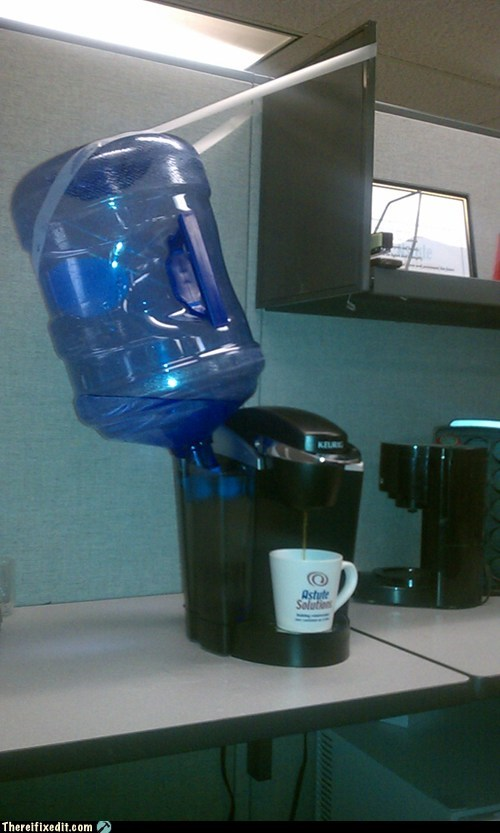 astute solutions,coffee,coffee cup,coffee maker,Hall of Fame,keurig,Kludge,water cooler,water jug