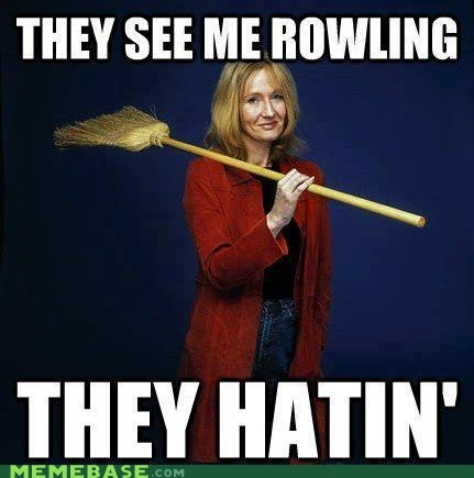chamillionaire,dirty harry,Harry Potter,j-k-rowling,Memes