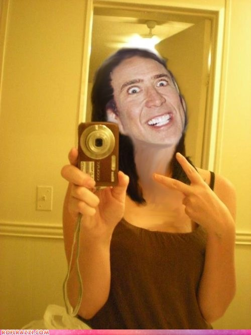 actor,celeb,fake,funny,nic cage,nicolas cage,shoop