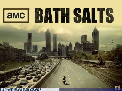 bath salts carl Hall of Fame lori grimes Rick Grimes The Walking Dead wheres-carl