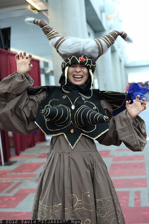 cosplay mighty morphin power rang rita repulsa TV - 6297063936