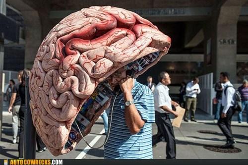 brain phone booth Terrifying - 6297109760