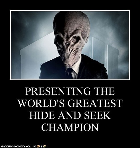 Champion doctor who forget hide and seek the silence worlds-greatest - 6297157632