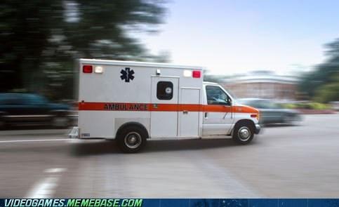 ambulance e3 nintendo waaaambulance wii U - 6297187584