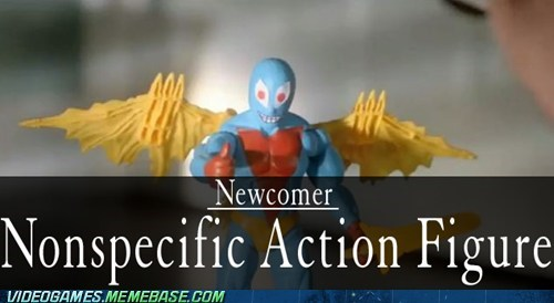 action figure,newcomer,nintendo,pre E3,super smash bros