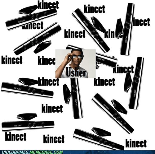 e3,kinect,microsoft,usher,xbox