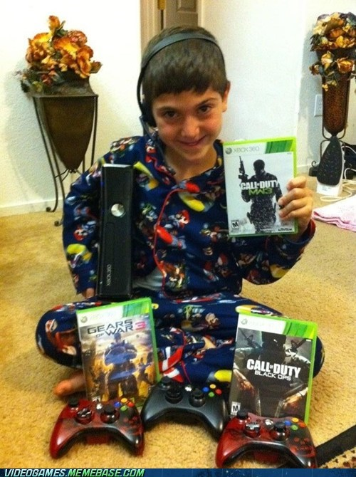 call of duty e3 far cry 3 IRL kids Sad - 6297708800