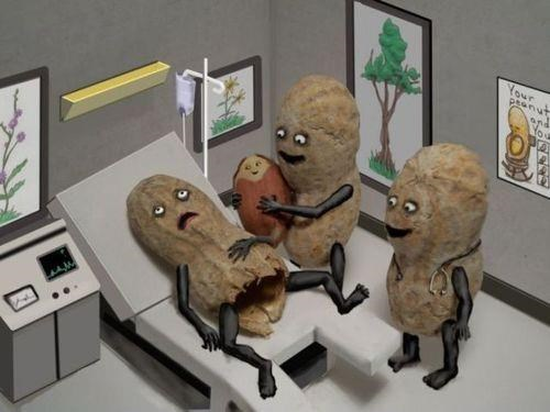 childbirth doctor peanuts - 6297873152